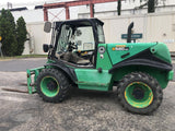 2012 JCB 520-50 5000 LB DIESEL TELESCOPIC FORKLIFT TELEHANDLER PNEUMATIC 4WD AUXILIARY HYDRAULICS 1431 HOURS STOCK # BF9263089-ESPA - United Lift Used & New Forklift Telehandler Scissor Lift Boomlift