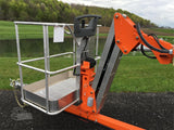 2018 JLG T500J TOWABLE BOOM LIFT AERIAL LIFT WITH JIB 50' REACH NEW STOCK # BF9441309-ISNY - United Lift Used & New Forklift Telehandler Scissor Lift Boomlift
