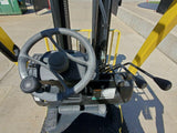 "2013 HYSTER S40FTS 4000 LB LP GAS FORKLIFT CUSHION 82/187"" 3 STAGE MAST SIDE SHIFTER 2026 HOURS STOCK # BF9795949-RIL"