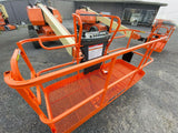 2004 JLG 600S TELESCOPIC STRAIGHT BOOM LIFT AERIAL LIFT 60' REACH DIESEL 4WD 1834 HOURS STOCK # BF9323449-BATNY