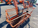 2004 JLG 860SJ STRAIGHT BOOM LIFT AERIAL LIFT WITH JIB ARM 86' REACH DUAL FUEL 4WD 3383 HOURS STOCK # BF9323879-BATNY