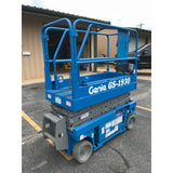 2000 GENIE GS1930 SCISSOR LIFT 19' REACH ELECTRIC ONLY 708 HOURS STOCK # BF32105-ARB - Buffalo Forklift LLC