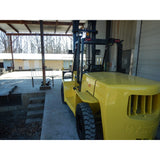 "2006 HYSTER H155XL2 15500 LB DIESEL FORKLIFT PNEUMATIC 147/212"" 2 STAGE MAST SIDE SHIFTER DUAL TIRES 5709 HOURS STOCK # BF9251429-399-LSC - Buffalo Forklift LLC"