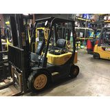 2004 DOOSAN G20E-3 4000 LB LP GAS FORKLIFT PNEUMATIC 85/130 2 STAGE MAST WITH FREE LIFT 3514 HOURS STOCK # BF2109-MYRAL ** ONLY $229.00 PER MONTH ** - Buffalo Forklift LLC