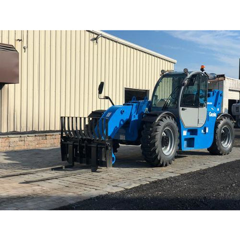 2014 GENIE GTH1544 15000 LB DIESEL TELESCOPIC FORKLIFT TELEHANDLER PNEUMATIC 4WD ENCLOSED CAB 2597 HOURS STOCK # BF91052139-125-NLE - United Lift Used & New Forklift Telehandler Scissor Lift Boomlift