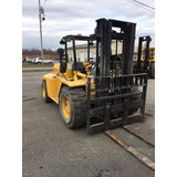 2006 SELLICK SG60 6000 LB 2WD DIESEL ROUGH TERRAIN FORKLIFT PNEUMATIC 3 STAGE MAST 2668 HOURS STOCK # BF9255469-369-BUF
