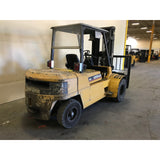 "2004 CATERPILLAR DP45 10000 LB DIESEL FORKLIFT DUAL TIRE PNEUMATIC 85/187"" 3 STAGE MAST SIDE SHIFTER 3,971 HOURS STOCK # BF24294-BUF ** ONLY $441.00 PER MONTH ** - Buffalo Forklift LLC"