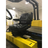 "HOIST FKE7.5S 15,000 LB ELECTRIC FORKLIFT 95/101"" 2 STAGE MAST SIDE SHIFTING FORK POSITIONER 2314 HOURS STOCK # BF2408-BUF ** ONLY $737.00 PER MONTH ** - united-lift-equipment"