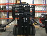 BRAND NEW 2018 HANGCHA XF-70 15500 LB FORKLIFT DIESEL PNEUMATIC 110/177 3 STAGE MAST SIDE SHIFTER FORK POSITIONER STOCK # BF9486169-649-BUF - united-lift-equipment