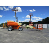 2005 JLG 600S TELESCOPIC BOOM LIFT AERIAL LIFT 60' REACH DIESEL 4WD STOCK # BF9387939-449-WI $36,900
