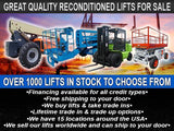 2012 LULL 1044C-54 II 10000 LB DIESEL TELESCOPIC FORKLIFT TELEHANDLER PNEUMATIC 4WD ENCLOSED CAB 3355 HOURS STOCK # BF9593069-BATNY - United Lift Used & New Forklift Telehandler Scissor Lift Boomlift
