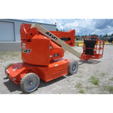 2007 JLG E400AN ARTICULATING BOOM LIFT AERIAL LIFT 40' REACH 48V ELECTRIC STOCK # BF9234269-329-MFLS - United Lift Used & New Forklift Telehandler Scissor Lift Boomlift