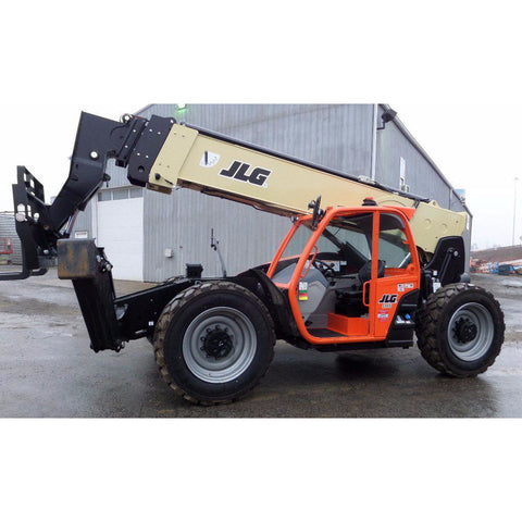 2019 JLG 1055 10000 LB DIESEL TELESCOPIC FORKLIFT 4WD BRAND NEW STOCK # BF91396639-VAOH - United Lift Used & New Forklift Telehandler Scissor Lift Boomlift