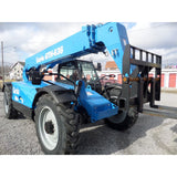 2018 GENIE GTH636 6000 LB DIESEL TELESCOPIC FORKLIFT TELEHANDLER PNEUMATIC 4WD BRAND NEW STOCK # BF9895129-959-VAOH