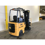 "2006 BENDI B30E/42-180D 3000 LB BRAND NEW 48 VOLT ELECTRIC FORKLIFT CUSHION 89/258"" 4 STAGE QUAD MAST 2857 HOURS STOCK # BF9198769-329-BUF - Buffalo Forklift LLC"