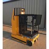 2010 BIL JAX HOULOTTE ESP19 SCISSOR LIFT 19' REACH 24 VOLT ELECTRIC CUSHION TIRES 1830 HOURS STOCK # 5914-190152-ARB