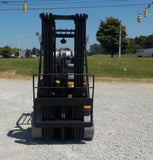 2008 CATERPILLAR C6000 6000 LB LP GAS FORKLIFT CUSHION 88/199 3 STAGE MAST SIDE SHIFTER 2 AVAILABLE STOCK # BF9110319-INB