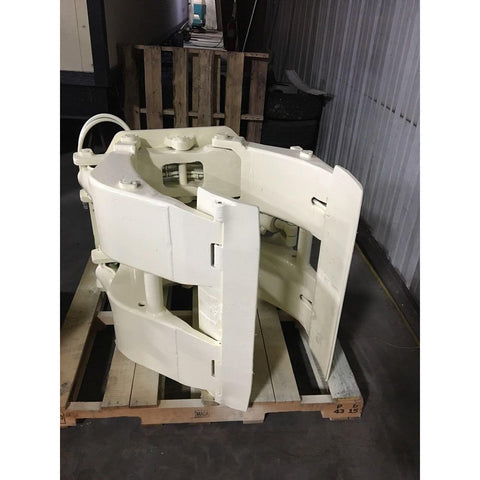 "CASCADE 40D-RCF-02F 15""-45"" PAPER ROLL CLAMP STOCK # BF924509-25-BUF - United Lift Used & New Forklift Telehandler Scissor Lift Boomlift"