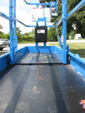 2008 GENIE GS3232 SCISSOR LIFT 32' REACH ELECTRIC SMOOTH CUSHION TIRES 508 HOURS STOCK # BF993549-WIBIL