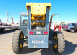 2012 GEHL RS8-42 8000 LB DIESEL TELESCOPIC FORKLIFT TELEHANDLER PNEUMATIC 4WD 2622 HOURS STOCK # BF9351179-EBCA - United Lift Used & New Forklift Telehandler Scissor Lift Boomlift