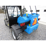 2018 GENIE GTH2506 5500 LB DIESEL TELESCOPIC FORKLIFT TELEHANDLER PNEUMATIC 4WD ENCLOSED CAB 175 HOURS STOCK # BF51763-MTPA