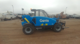 2018 GENIE GTH-2506 5000 LBS 19' LIFT ENCLOSED CAB 4WD NEW STOCK # BF9657889-TTOK