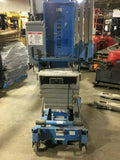 2012 GENIE AWP-30 PERSONAL SCISSOR LIFT 30' REACH ELECTRIC STOCK # BF944759-BUF - United Lift Used & New Forklift Telehandler Scissor Lift Boomlift
