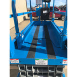 2003 GENIE GS1930 SCISSOR LIFT 19' REACH ELECTRIC 988 HOURS STOCK # 6115-901346-ARB - united-lift-equipment