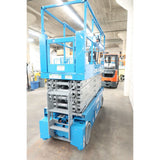 2008 GENIE GS3232 SCISSOR LIFT 32' REACH ELECTRIC SMOOTH CUSHION TIRES STOCK # BF18749-DPA