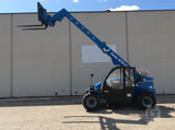 2019 GENIE GTH5519 5500 LB DIESEL TELESCOPIC FORKLIFT TELEHANDLER PNEUMATIC 4WD HEATED CAB BRAND NEW STOCK # BF9609949-AEND - United Lift Used & New Forklift Telehandler Scissor Lift Boomlift
