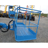 2007 GENIE S60 TELESCOPIC BOOM LIFT AERIAL LIFT 60' REACH DIESEL 4WD 3538 HOURS STOCK # BF9294219-429-VAOH