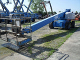 2006 GENIE S80 TELESCOPIC BOOM LIFT AERIAL LIFT 80' REACH DIESEL 4WD 1592 HOURS STOCK # BF9264599-WIBTN