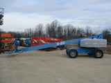 2006 GENIE S80 TELESCOPIC BOOM LIFT AERIAL LIFT 80' REACH DIESEL 4WD 6200 HOURS STOCK # BF9228529-WIB - United Lift Used & New Forklift Telehandler Scissor Lift Boomlift