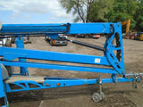 2011 GENIE TZ50 TOWABLE BOOM LIFT AERIAL LIFT 50' REACH ELECTRIC 230 HOURS STOCK # BF9211599-NEIA