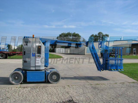 2006 GENIE Z30/20N ARTICULATING BOOM LIFT AERIAL LIFT 30' REACH ELECTRIC 589 HOURS STOCK # BF9124539-WIBIL