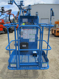 2010 GENIE Z30/20NRJ ARTICULATING BOOM LIFT AERIAL LIFT 30' REACH ELECTRIC 601 HOURS STOCK # BF9169539-249-WIB