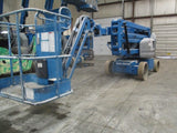 2010 GENIE Z40/23NRJ 500 LBS ELECTRIC ARTICULATING BOOM LIFT CUSHION 773 HOURS STOCK # BF9169579-WIB