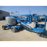 2006 GENIE Z45/25 IC ARTICULATING BOOM LIFT AERIAL LIFT 45' REACH DUAL FUEL 2WD 1878 HOURS STOCK # BF9153549-249-WIB - Buffalo Forklift LLC