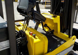 2005 GREGORY RSC8EX 8000 LB ELECTRIC FORKLIFT CUSHION 87/186 3 STAGE MAST EXPLOSION PROOF 4734 HOURS STOCK # BF9354239-INB