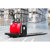 BRAND NEW 2018 HANGCHA A36 8000 LB ELECTRIC RIDER PALLET JACK CUSHION STOCK # BF9106199-139-BUF