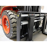 2018 HANGCHA CPCD35-XW33F 7,000 LB FORKLIFT DIESEL PNEUMATIC 86/185 3 STAGE MAST SIDE SHIFTER STOCK # BF9217139-329-BUF - united-lift-equipment