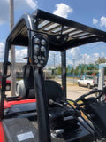 "BRAND NEW 2020 HANGCHA CPYD45 10000 LB FORKLIFT LP PNEUMATIC 91/185"" 3 STAGE MAST SIDE SHIFTER STOCK # BF9411129-PNCB - United Lift Used & New Forklift Telehandler Scissor Lift Boomlift"
