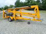 2019 HAULOTTE 5533A TOWABLE BOOM LIFT WITH JIB 55' REACH ELECTRIC 2WD OUTRIGGERS BRAND NEW STOCK # BF9421289-BOYPA - United Lift Used & New Forklift Telehandler Scissor Lift Boomlift