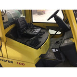 "2001 HYSTER H100XM 10000 LB LP GAS FORKLIFT PNEUMATIC 114/238"" 3 STAGE MAST ENCLOSED CAB SIDE SHIFTER FORK POSITIONER 562 HOURS STOCK # BF1452-PPIL ** ONLY $478.00 PER MONTH ** - Buffalo Forklift LLC"