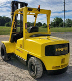 "2006 HYSTER H120XM 12000 LB DIESEL FORKLIFT DUAL PNEUMATIC 112/159"" 2 STAGE MAST 193 HOURS STOCK # BF9241139-INB - United Lift Used & New Forklift Telehandler Scissor Lift Boomlift"