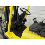 2004 HYSTER S60XM 6000 LB LP GAS FORKLIFT CUSHION 77/164 3 STAGE SIDE SHIFTER 7415 HOURS STOCK # BF18735-DPA ** ONLY $231.00 PER MONTH ** - Buffalo Forklift LLC