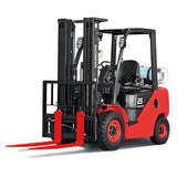 2019 HANGCHA IC-25 5000 LB FORKLIFT LP GAS PNEUMATIC 86/185 3 STAGE MAST SIDE SHIFTER STOCK # BF9197139-269-BUF