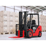 2020 HANGCHA IC-25 5000 LB FORKLIFT LP GAS PNEUMATIC 86/185 3 STAGE MAST SIDE SHIFTER STOCK # BF9197139-269-BUF - United Lift Used & New Forklift Telehandler Scissor Lift Boomlift