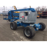 2008 GENIE Z45/25 ARTICULATING BOOM LIFT AERIAL LIFT 45' REACH DIESEL 4WD ONLY 777 HOURS STOCK # BF37673-BUF