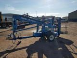 2008 GENIE TZ34/20 TOWABLE BOOM LIFT AERIAL LIFT 35' REACH STOCK # BF914419-PEIA - united-lift-equipment